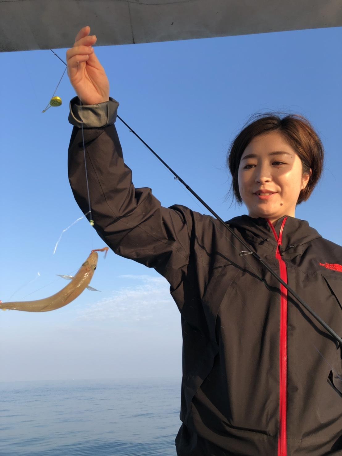雨上がり!釣って楽しく食べて美味しいシロギス釣り☀