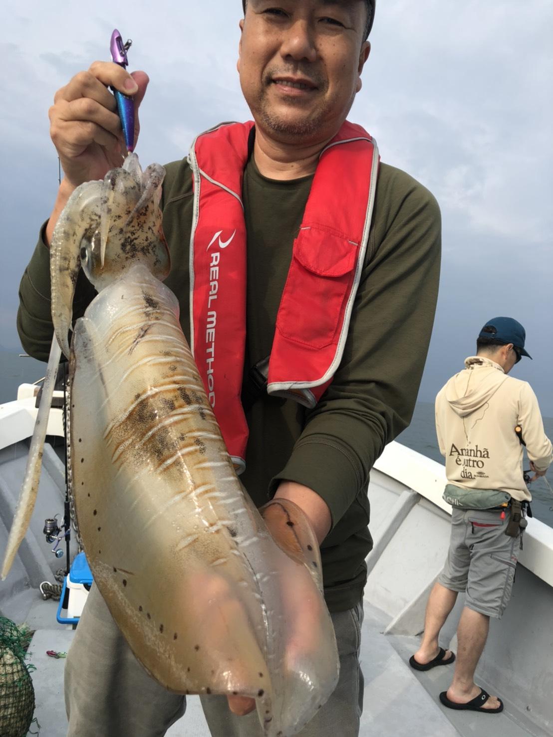 大雨直後!濁り・サメとの戦い🦈